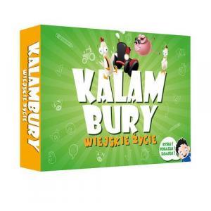 Kalambury. Wiejskie życie Kangur
