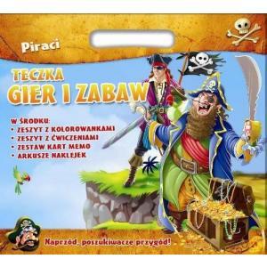 Teczka gier i zabaw - Piraci