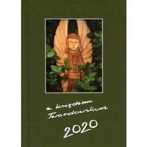 Kalendarz 2020 z księdzem Twardowskim Aniołek