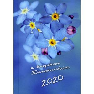 Kalendarz 2020 z księdzem Twardowskim Kwiatek