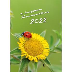 Kalendarz 2022 z księdzem Twardowskim Biedronka