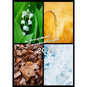 Kalendarz 2022 z księdzem Twardowskim 4 pory roku