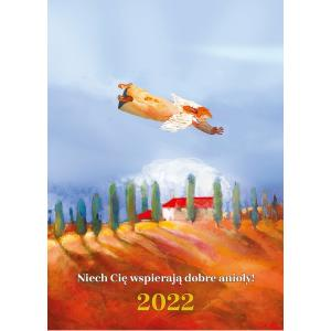 Kalendarz 2022 Wieloplanszowy Niech cię wpierają