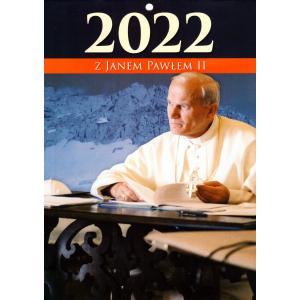 Kalendarz 2022 Wieloplanszowy z Janem Pawłem II