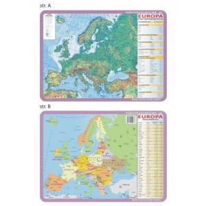 Podkładka edukacyjna 063 Europa Mapa Polityczna