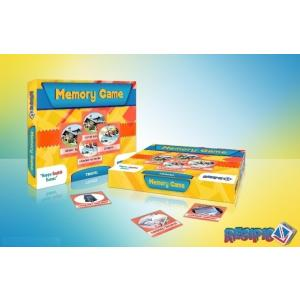 Memory Game. Travel