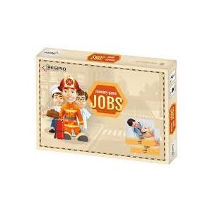 Memory Game. Jobs. Edukacyjna gra pamięciowa