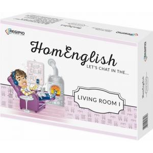 HomEnglish Let's chat about living room 1