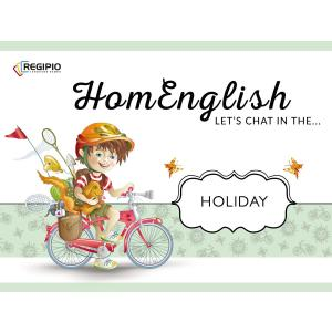 HomEnglish Let's chat about holidays