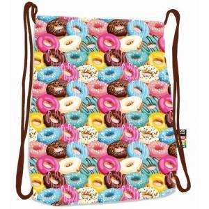 Plecak na sznurkach Donuts