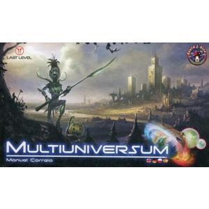 Multiuniversum. Gra Karciana