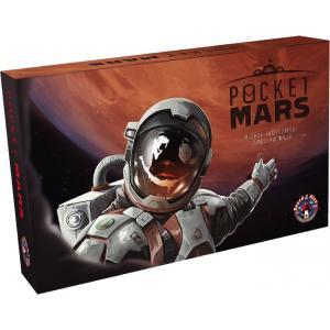 Pocket Mars. Gra Karciana