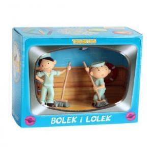 Figurka Bolek i Lolek Marynarz Zestaw /pudełko kartonowe/
