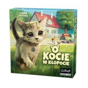 O Kocie w Kłopocie. Gra Planszowa