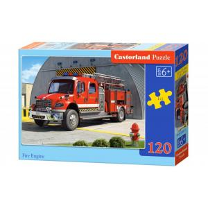 Puzzle 120 Fire Engine