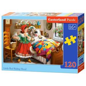Puzzle 120 Czerwony Kapturek