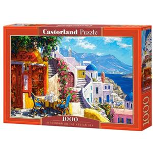 Puzzle 1000. Afternoon on The Aegean Sea