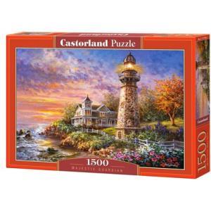 Puzzle 1500. Majestic Guardian