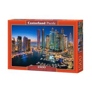 Puzzle 1500 Skyscrapers of Dubai