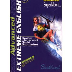 Extreme English Advanced System Intensywnej Nauki Słownictwa (CD-ROM)