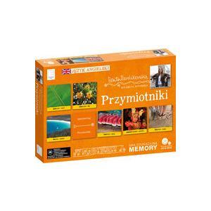Edukacyjne memory językowe przymiotniki Autorska kolekcja Beaty Pawlikowskiej