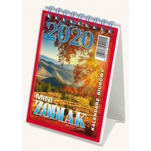 Kalendarz Mini Zodiak 2020