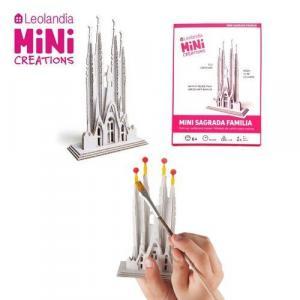 Zabawka z tektury Mini Sagrada Familia. Leolandia
