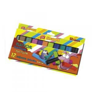 Plastelina 12 kolorów