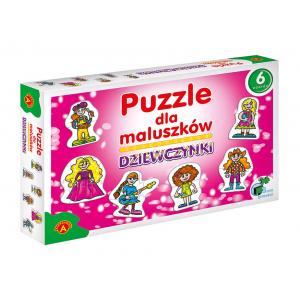 Puzzle Dla Maluszków – Dziewczynki