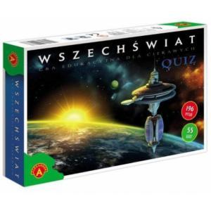 Quiz Wszechświat. Gra edukacyjna