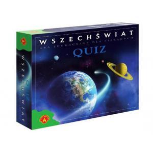 Wszechświat. Quiz. Wersja Big. Gra Edukacyjna
