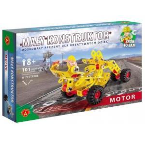 Mały Konstruktor Kolorowy - Motor