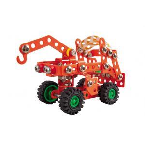 Mały Konstruktor Kolorowy. Ciężarówka HDS