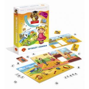Wyrazy i Zdania. Gra i Zabawka Edukacyjna