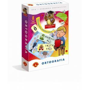 Ortografia. Gra i Zabawka Edukacyjna