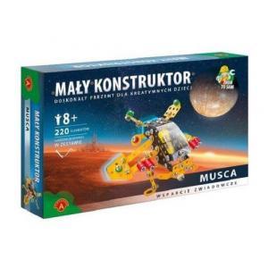Mały Konstruktor Kosmos. Musca