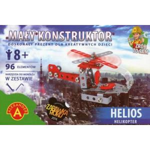Mały konstruktor. Helios helikopter. 96 elementów