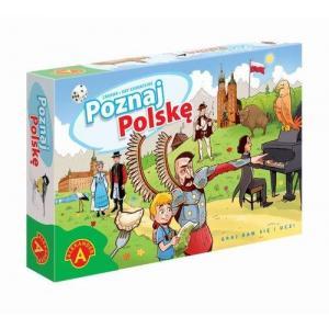 Poznaj Polskę. Gra Edukacyjna