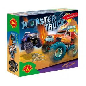 Monster Truck Fight. Gra Planszowa