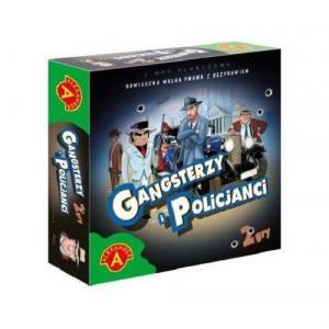 Gangsterzy i Policjanci. Gra Planszowa