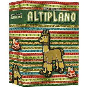 Altiplano. Gra Planszowa