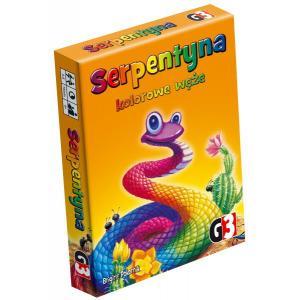 Serpentyna: Kolorowe Węże. Gra Planszowa