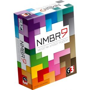 NMBR 9. Gra Planszowa