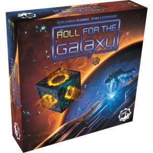 Roll for the Galaxy Gra Planszowa