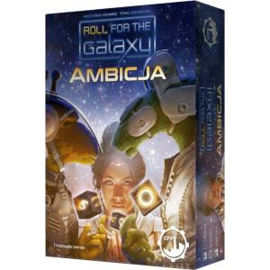 Roll for the Galaxy Ambicja Gra Planszowa (dodatek)