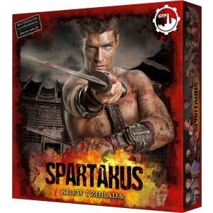 Spartakus Krew i Zdrada