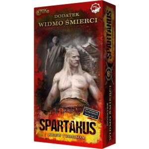 Spartakus: Krew i Zdrada - Widmo Śmierci. Dodatek do Gry Planszowej