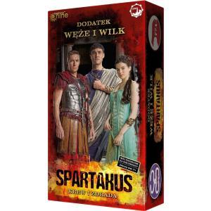 Spartakus: Węże i Wilk