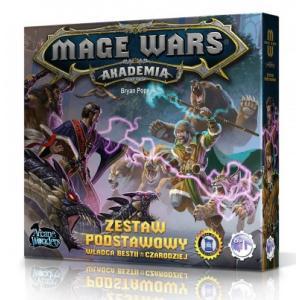 Mage Wars: Akademia. Gra Karciana