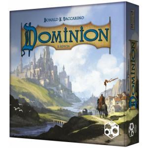 Dominion (Druga Edycja Polska). Gra Karciana